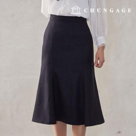 Clothes Pattern Women's Skirt Costume Pattern [P1324]