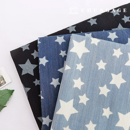 Significant 10-number twill high-end blueprint print star type 3