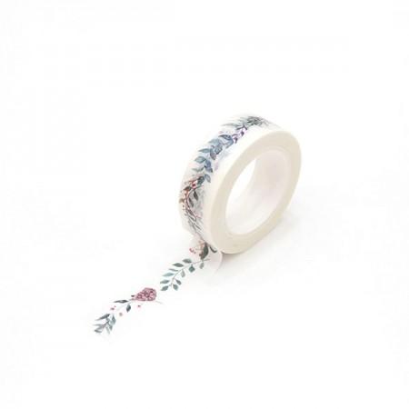 Design Paper Masking Tape Flower Garland TA095