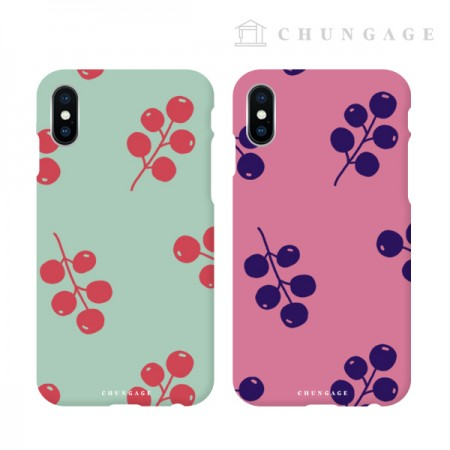 Cell Phone Case Mignon (2 types) CA047 iPhone Galaxy All Phone Cases