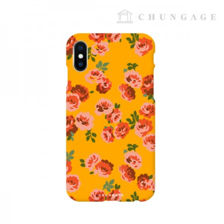 Cell Phone Case Liberty Rose CA046 iPhone Galaxy All Phone Cases