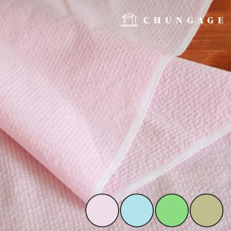 Cotton blend 30 water ripple ombre plain 4 kinds