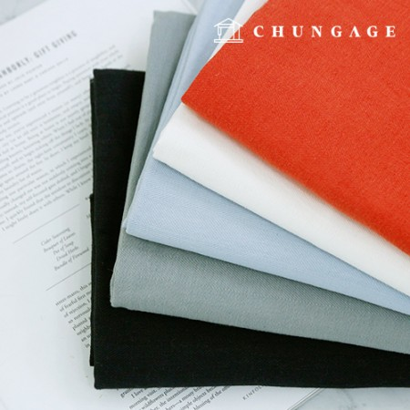 Wide Linen Fabric Fabric Linen Fabric Herringbone 13mm Harris 5 Types