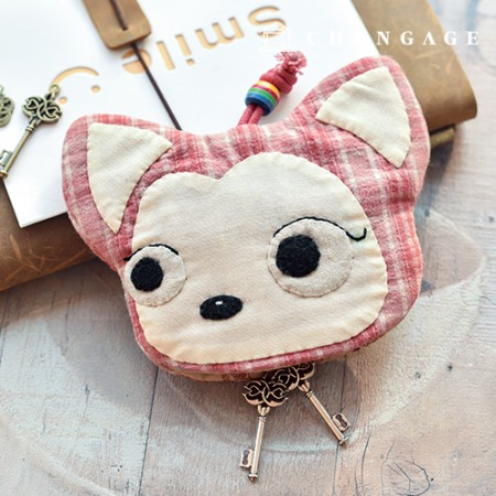 Quilted Package DIY Kit Fox Yan KING [CH-612693]
