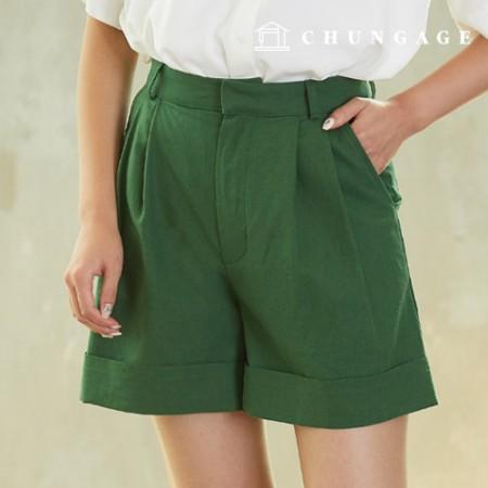 Clothing Pattern Women's Shorts Clothing Pattern [P1420]