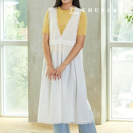 Clothing pattern female layered dress clothing pattern [P1402]