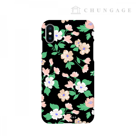 Cell Phone Case Retro Flower CA068 iPhone Galaxy All Phone Cases