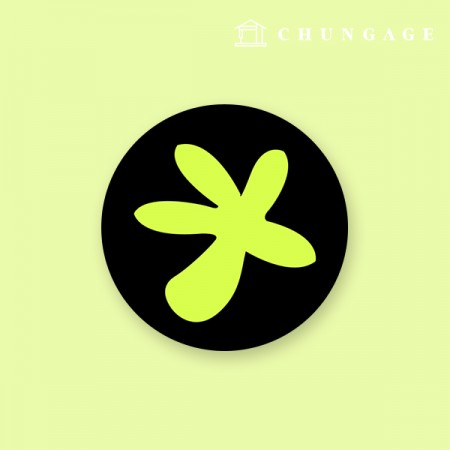 Smart Talk Mobile Phone Holder) Jelly Flower GR087