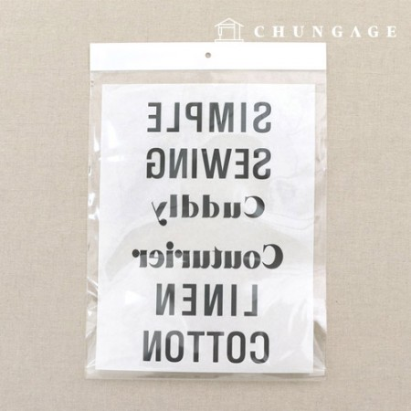 Paper Transfer Paper A Choice Vintage Sawing Life TP029 2 types