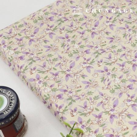 Linen Fabric Wide Cotton Linen Fabric maple
