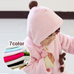 Wide Belboa Mink Fabric Soft Double-sided Fleece (7 types)