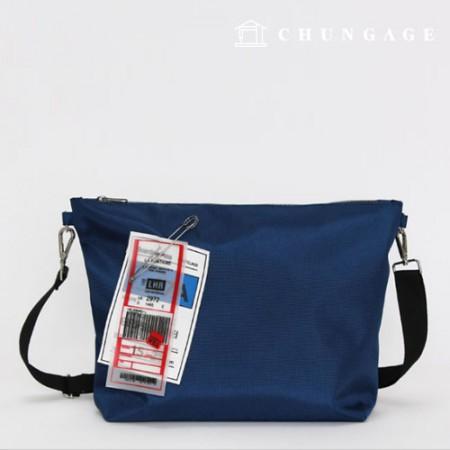 Bag Pattern Daily Cross Bag [P1435]