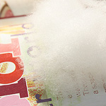 Cotton) gureumsom -1kg (pink packaging)