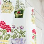 20 Number of plain weave-cut paper) Herb Farm