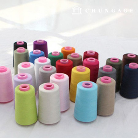 Thread sewing machine sewing thread sewing thread household industrial sewing thread subsidiary 29 color set
