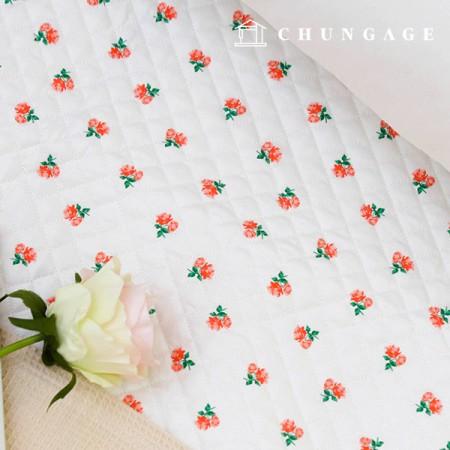 20 cotton plain weave fabric quilting fabric ararose