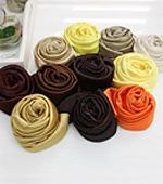 Satin Fabric Span Satin Fabric Bodré Orange Brown 11 types
