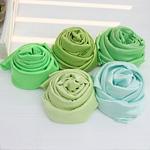 Satin Fabric Span Satin Fabric Bode Green 5 types