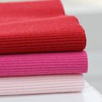 1: 2 rainbow cotton shibori series red series 3color