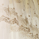 Mesh Lace R017 Lovely Ribbon Great Ivory
