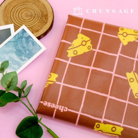 Waterproof Fabric Non-toxic TPU Laminate Fabric Cheesecake