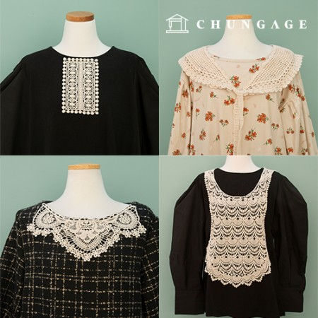 Motif Lace Subsidiary Embroidery Motif Mesh Chemical Home Fashion Lace Motif Collection 4