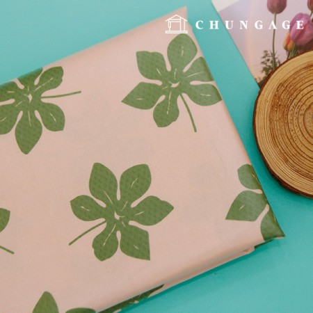 Waterproof fabric laminate Non-toxic TPU waterproof fabric Fluoriel Flower