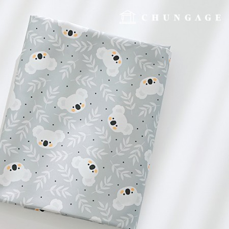Waterproof fabric Ninito Poly waterproof fabric Wide Koala 315