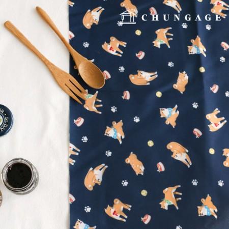 Bag Fabric Bag Paper Shiba's Day Waterproof Cloth Poly Wide Animal 038