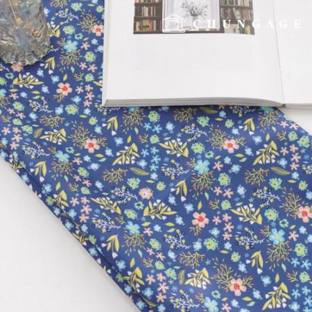 Bag Fabric Bag Paper Etoile Waterproof Cloth Poly Wide Flower Pattern Flower 039