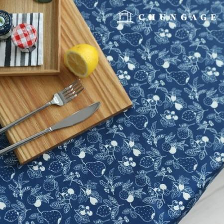 Bag Fabric Bag Paper Vintage Farm Waterproof Fabric Poly Large Flower Pattern Flower 040