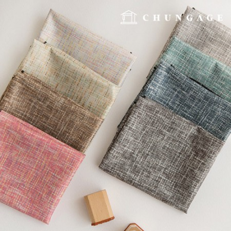 Eco Microfiber Fabric Vintage Woven Functional Dust mite blocking fabric 8 types
