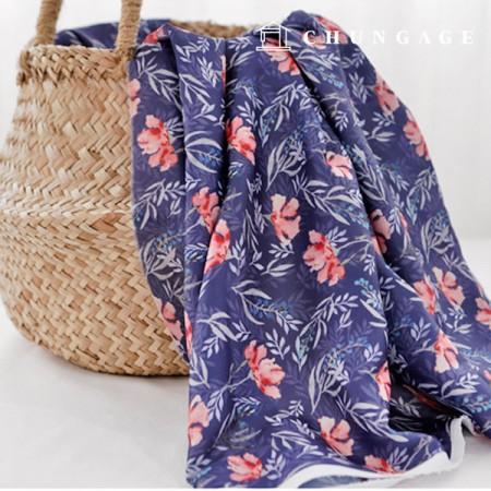 Poly Silk Fabric Silk Supreme Wide 024 Marjolica