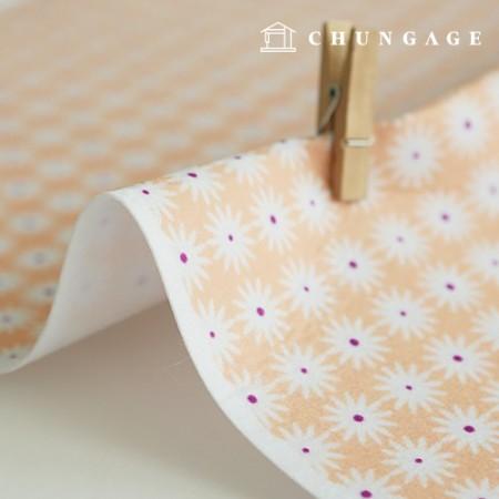 Felt Paper DTP Brenfreir Non-adhesive Flower Pattern Felt Paper 154