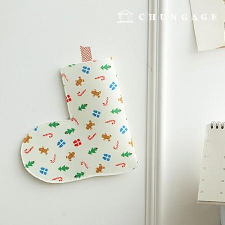 DIY Felt Paper DTP Merry Felt Non-Adhesive Christmas Pattern Felt Paper 037