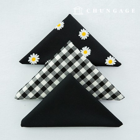 Fabric Package It's Package 073 Simple Daisy 1/4Hermp 3 Pack