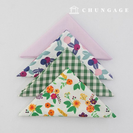 Fabric package It's package 082 Yomiberry 1/4Hermp 4 pack