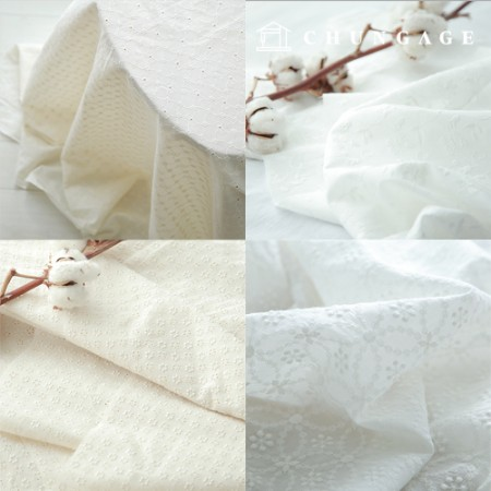 Cotton Race Embroidery Fabric Asa Embroidery Fabric Collection 2