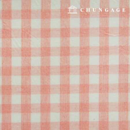 Waterproof Fabric Laminate Non-toxic TPU Waterproof Fabric Wide Melange Check Fabric Dark Pink 428