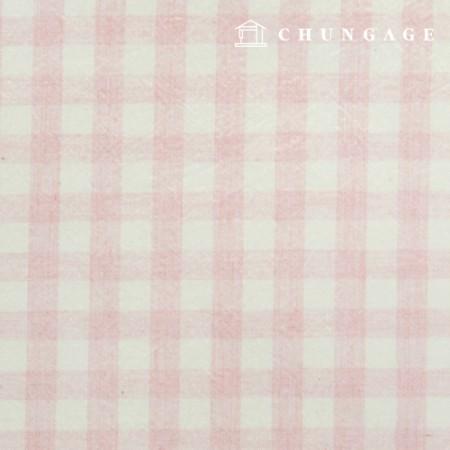 Waterproof Fabric Laminate Non-toxic TPU Waterproof Fabric Wide Melange Check Fabric Pink 431