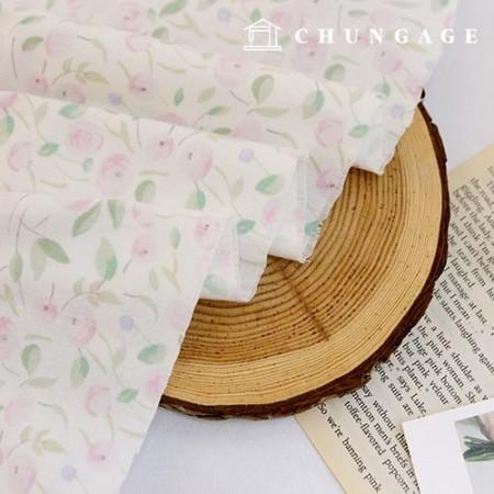 Cotton brushed microfiber fabric Merimi