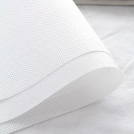 Mask Non-woven Fabric White Disposable Mask Making Material 60g 5Hermp