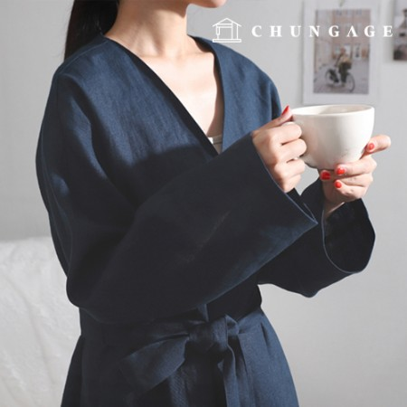 Clothes pattern female robe female coat stingray loose fit robe pattern P1541