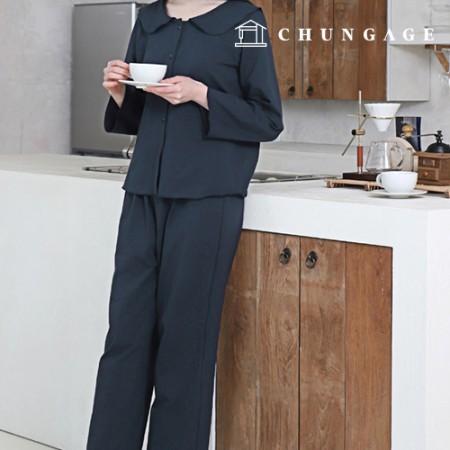 Clothes Pattern Women's Pajama Set Homewares Pajama Pajama Pattern P1504