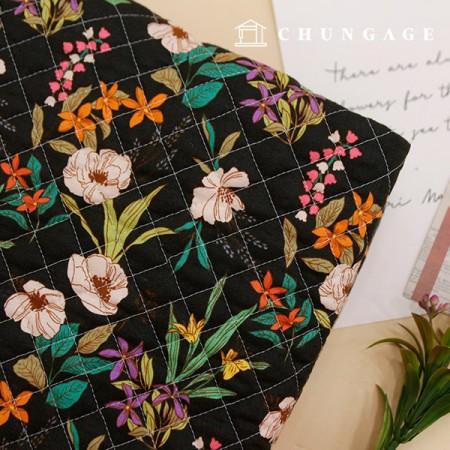 20 cotton plain weave fabric quilting fabric secret garden