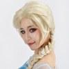 ディズニー風 アナと雪の女王 エルサ コスプレ衣装