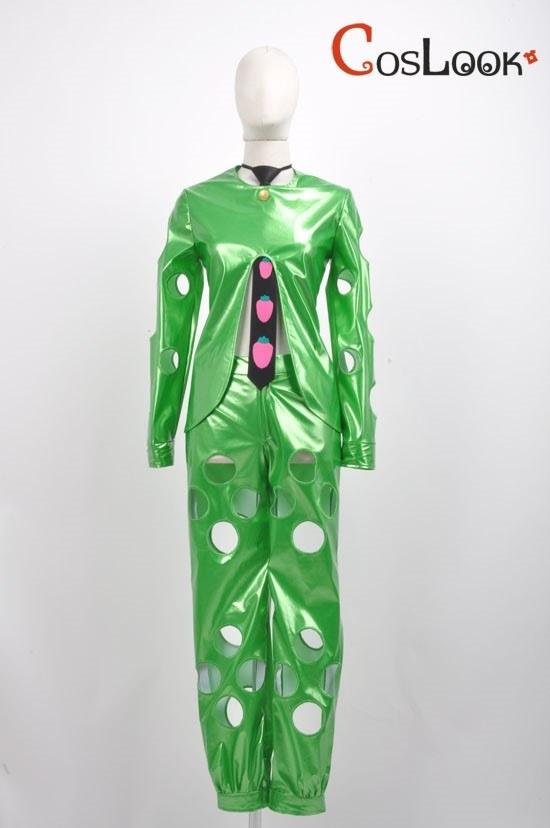 ジョジョの奇妙な冒険 第5部 パンナコッタ・フーゴ オーダーメイドコスプレ衣装