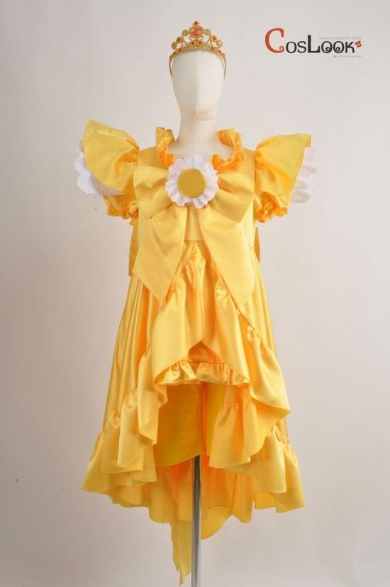 スマイルプリキュア! プリンセスピース オーダーメイドコスプレ衣装