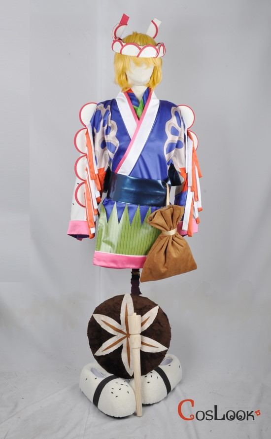 ディズニー風 テーブル・イズ・ウェイティング グーフィー オーダーメイドコスプレ衣装