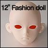 "Dollmore 12"" Doll Head (Resin)"